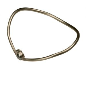 Twirl bangle